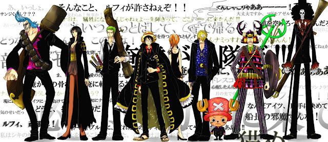 One Piece Strong World (1/1) (580MB) (HDL) (Sub Español) (Mega)