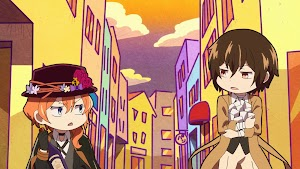 Bungou Stray Dogs Wan! Episode 05 Subtitle Indonesia