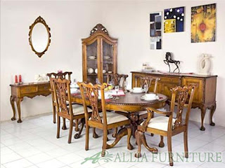 Produk Ukiran Furniture Jepara Mebel Jakarta