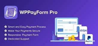 WPPayForm Pro v2.1.0 - WordPress Payments Made Simple