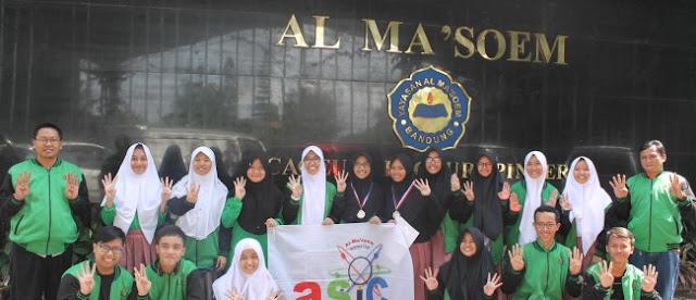 Al Ma'soem Sekolah Berasrama di Bandung Terbaik