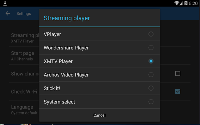 quick iptv streaming player