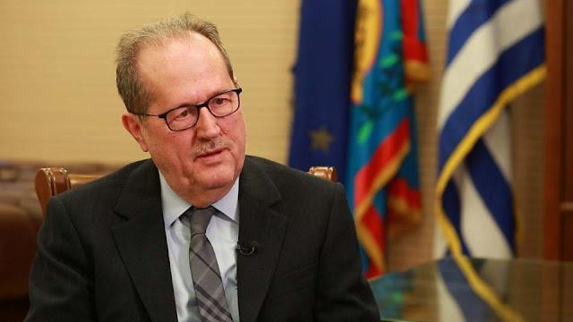 Σε σύσκεψη υπό τον πρωθυπουργό ο Παναγιώτης Νίκας στις 18 Νοεμβρίου