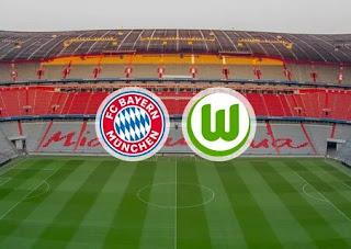 Бавария - Вольфсбург смотреть онлайн бесплатно 21 декабря 2019 прямая трансляция в 17:30 МСК.