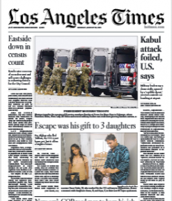 Read Online Los Angeles Times Magazine 30 August 2021 Hear And More Los Angeles Times News And Los Angeles Times Magazine Pdf Download On Website.