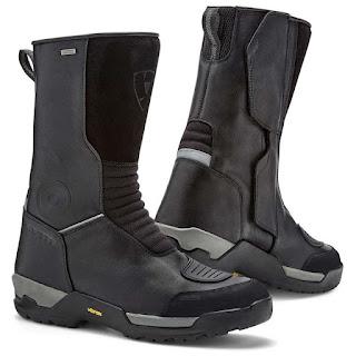 Αδιάβροχες Μπότες Μηχανής Revit Compass H2O