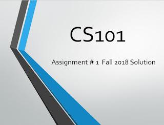 computer assignment topics