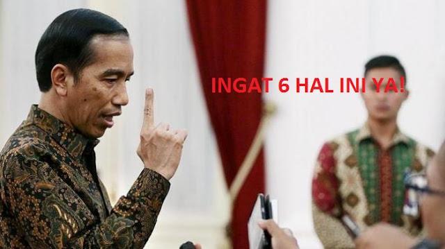 #6 Instruksi Jokowi kepada Mendikbud