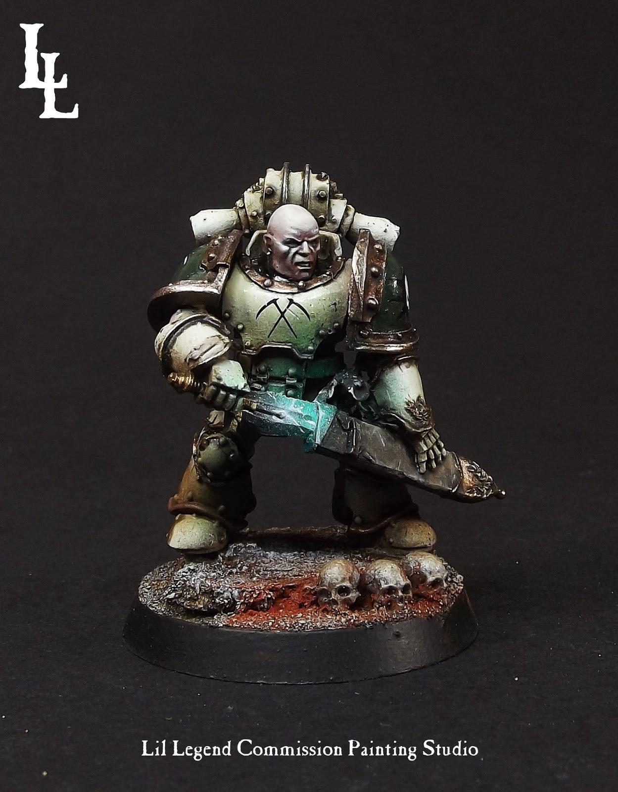 Commission Painting Warhammer Uk