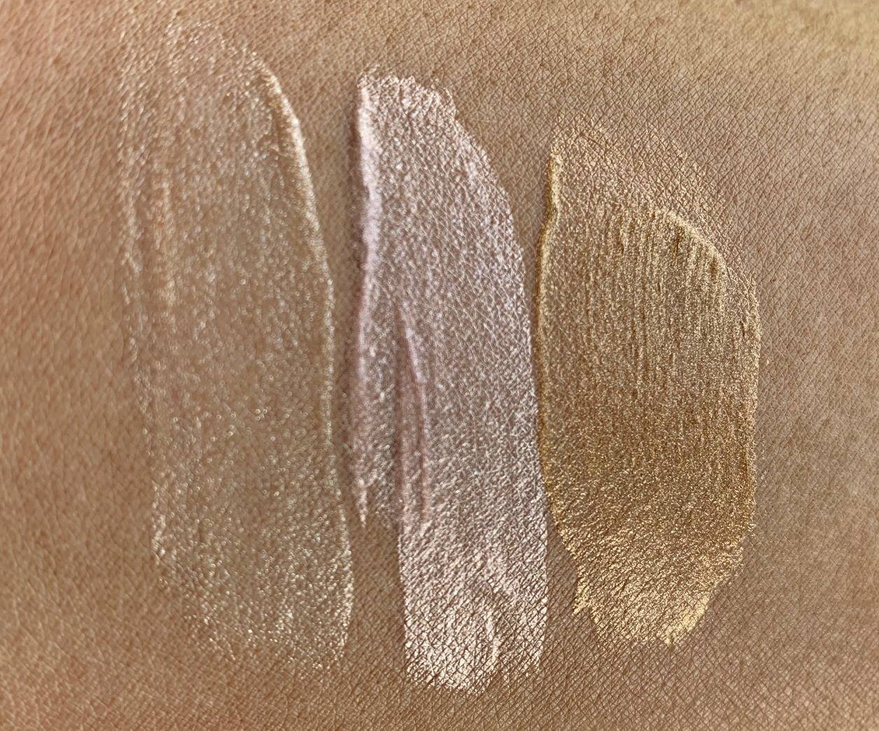 Bali Body Highlighter Sticks Review & Swatches