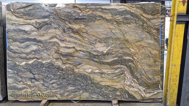 Fusion Quartzite Slab NYC