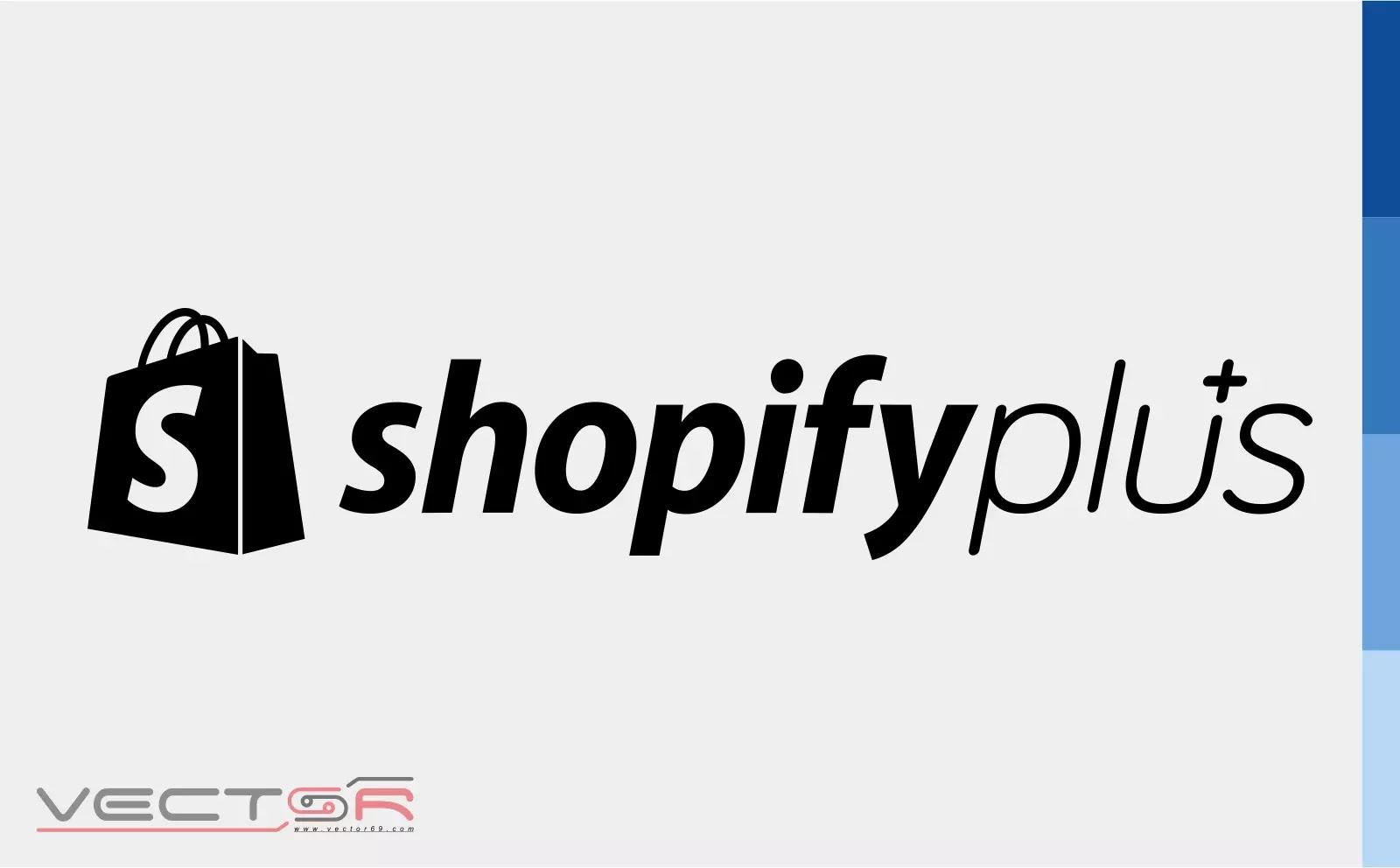 Shopify Plus Logo - Download Vector File Encapsulated PostScript (.EPS)
