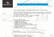 شركة مانتك MANTC – وظيفة شاغرة