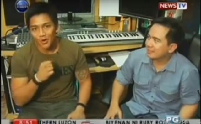 GMA NEWS TV PRESENTS THE VOICEMASTER MR. POCHOLO GONZALES