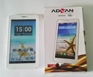 Cara Flash Advan T1Q (KITKAT)