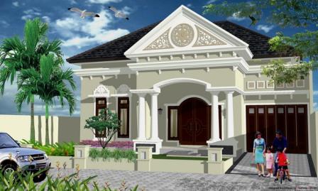 gambar desain rumah sederhana dan minimalis modern