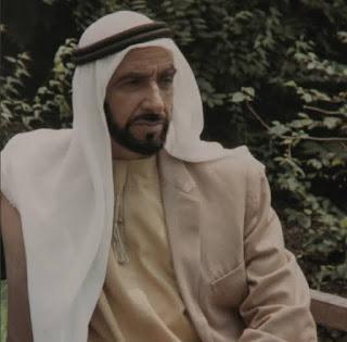 معلومات عن الشيخ زايد