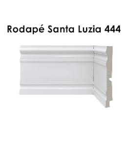 Rodapé Branco no Ibirapuera