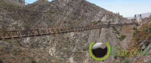 Puente de Ojuela, Meksiko