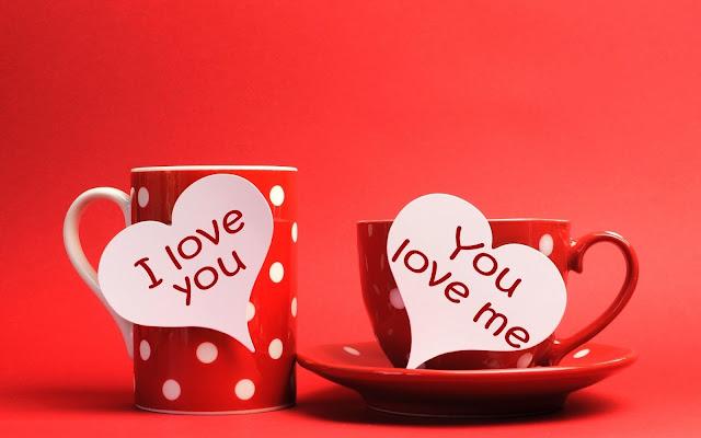 Cinta Bagaikan 2 Cangkir Yang Berdampingan