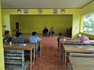 Panitia Pilkades Desa Mekarsari Gelar Rapat Kerja, Bahas Visi dan Misi Calon Kepala Desa