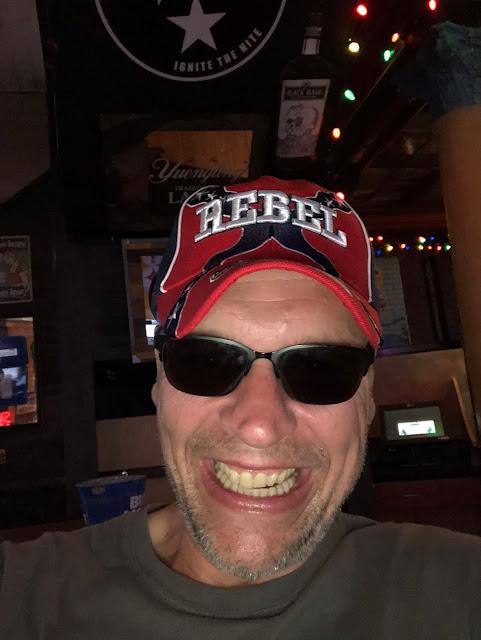 Ich in Nashville! Ich bin korrekt! Ich bin anders!