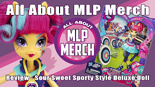 Review - Sour Sweet Sporty Style Deluxe Doll
