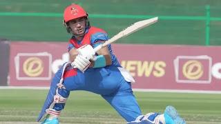 Zimbabwe vs Afghanistan 1st T20I 2021 Highlights