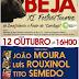 Sábado em Beja: Festival Taurino de Beneficência a favor da CerciBeja