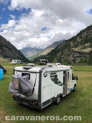 Camping Le pont | caravaneros.com