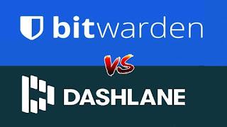Pengelola Kata Sandi Mana yang Lebih Baik Bitwarden atau Dashlane