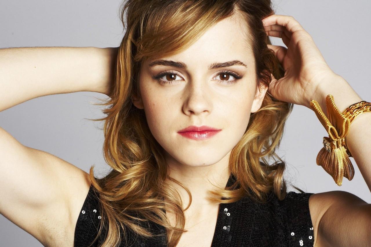 Emma Watson muy bonita