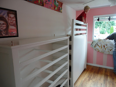 Pleasant Dreams Farm New Bunk Beds And New Ink