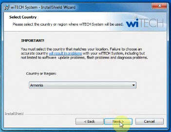 wiTech-17.04.27-install-7 How to set up wiTech MicroPod II V17.04.27 on Windows 7 Drivers Software