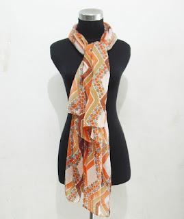 pashmina paris motif grosir souvenir shawl scarf murah