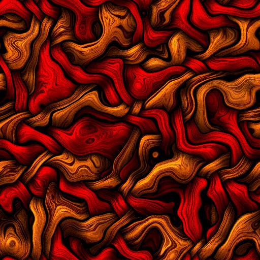 Tangled Intarsia 3