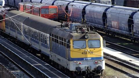 Újra járnak a vonatok Kaposvár és Siófok között