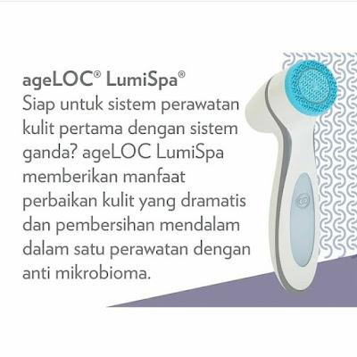 Beauty Gadget Nu Skin ageLOC Lumispa