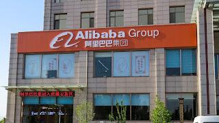 alibaba revenue
