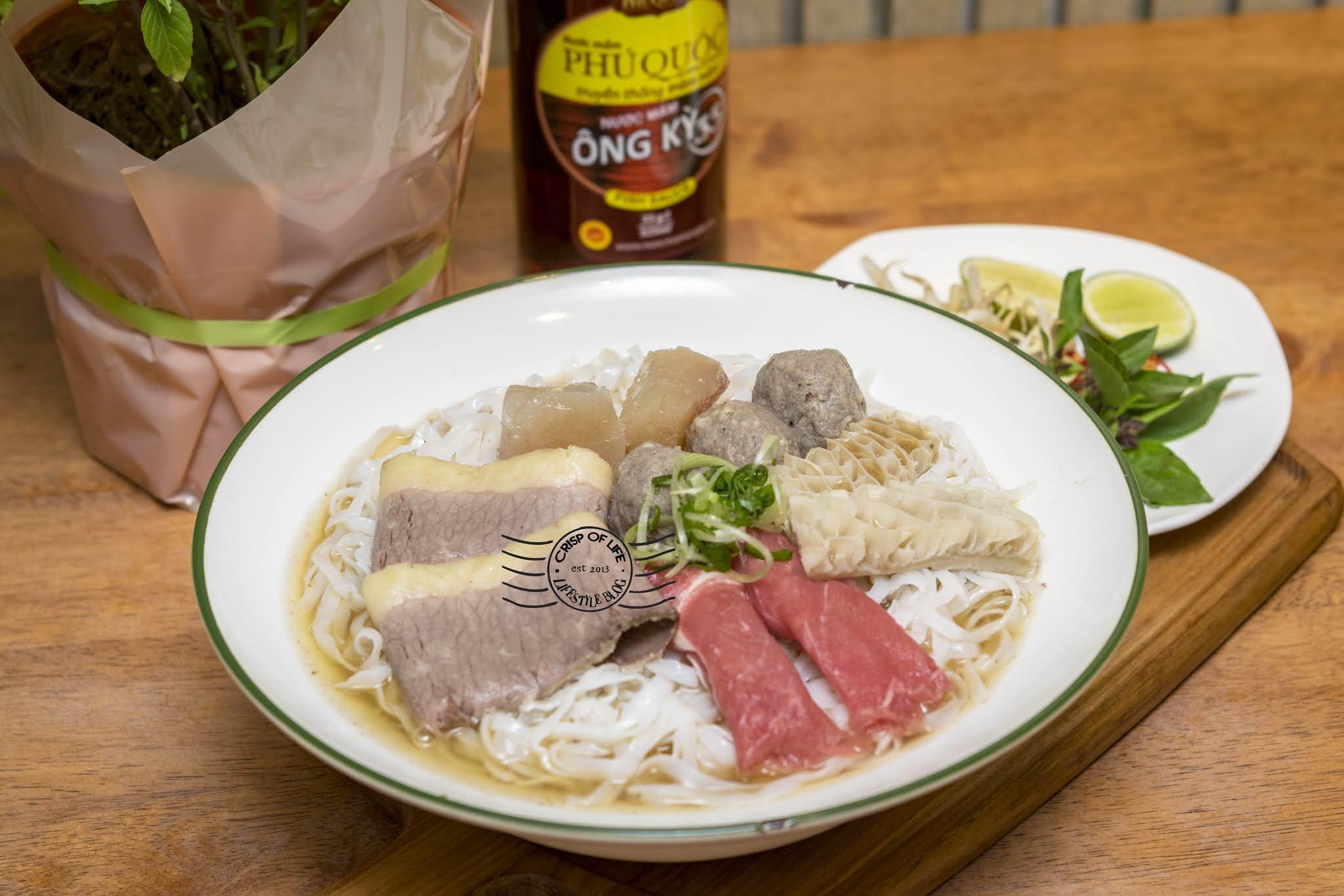 Savour the Beefiest Pho @ Ăn Viet, Gurney Plaza Penang