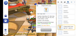 Resep Cooking Untuk Tiap Job di Ragnarok Mobile Eternal Love