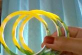 Cara Membuat Keranjang Buah keren Dari Gelas Plastik Bekas
