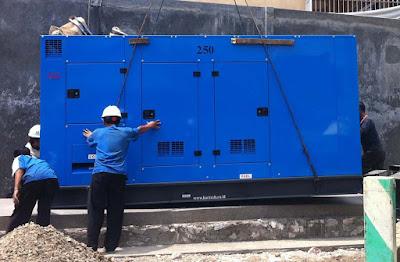 Perkiraan Konsumsi BBM untuk GENSET (Diesel Generator Set)