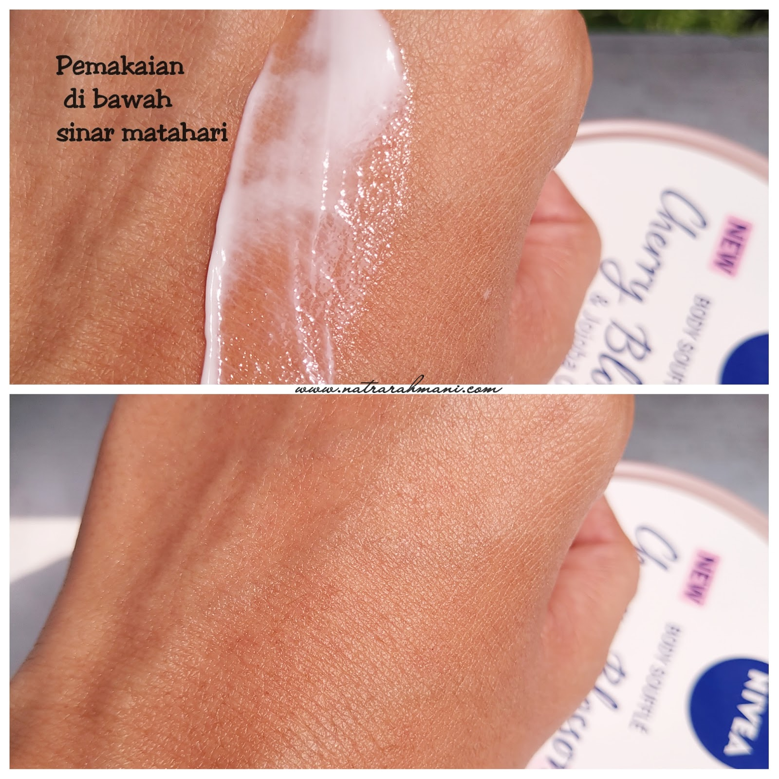 nivea-body-souffle-cherry-blossom-review-natrarahmani