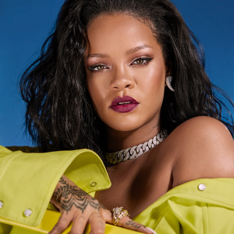 Rihanna stars in Fenty Beauty Pro Filt'r Hydrating Foundation campaign