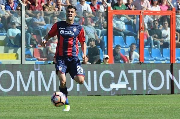 Oficial: Cosenza, firma Trotta