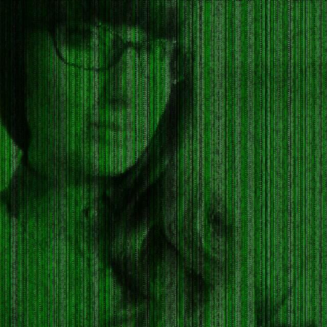 Gambar Binary Matrix Cewek Terbaru, ini 5 Contoh Foto Dengan Model Wajah Cewek