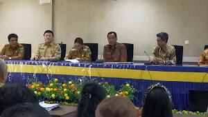 BPK Masuk Audit Keuangan, Bupati VAP 'Larang' Kepala SKPD Keluar Daerah