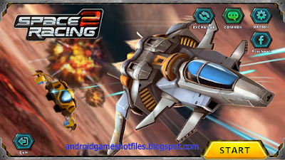 Space Racing 2 v1.1.8 Mod Apk Unlimited Gems & Crystals