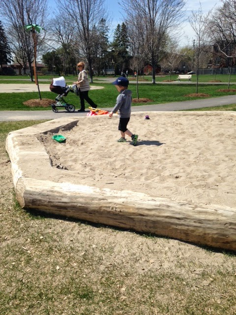 fairfield park playground equipment, fairfield park playground sandbox